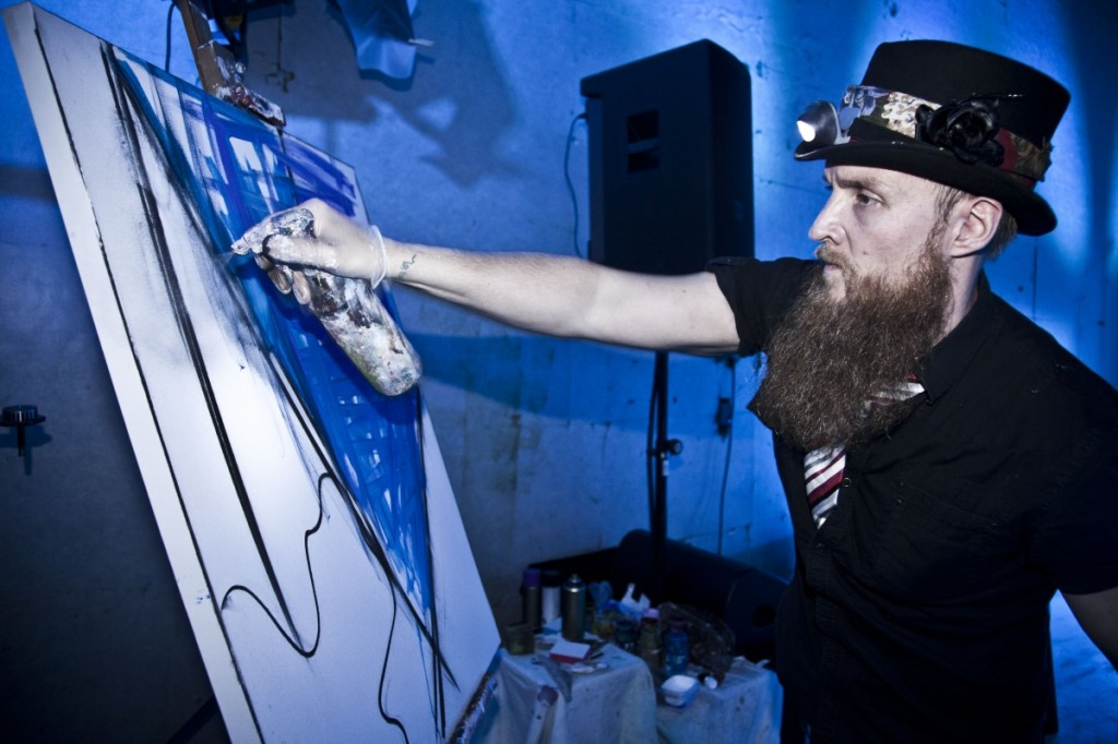 LIVE ART at Private Event